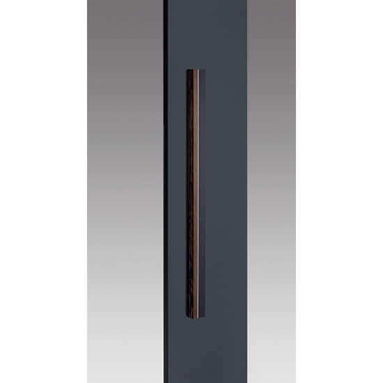 Door Pull Handle L900   Products   KAWAJUN / Japanese Interior Hardware